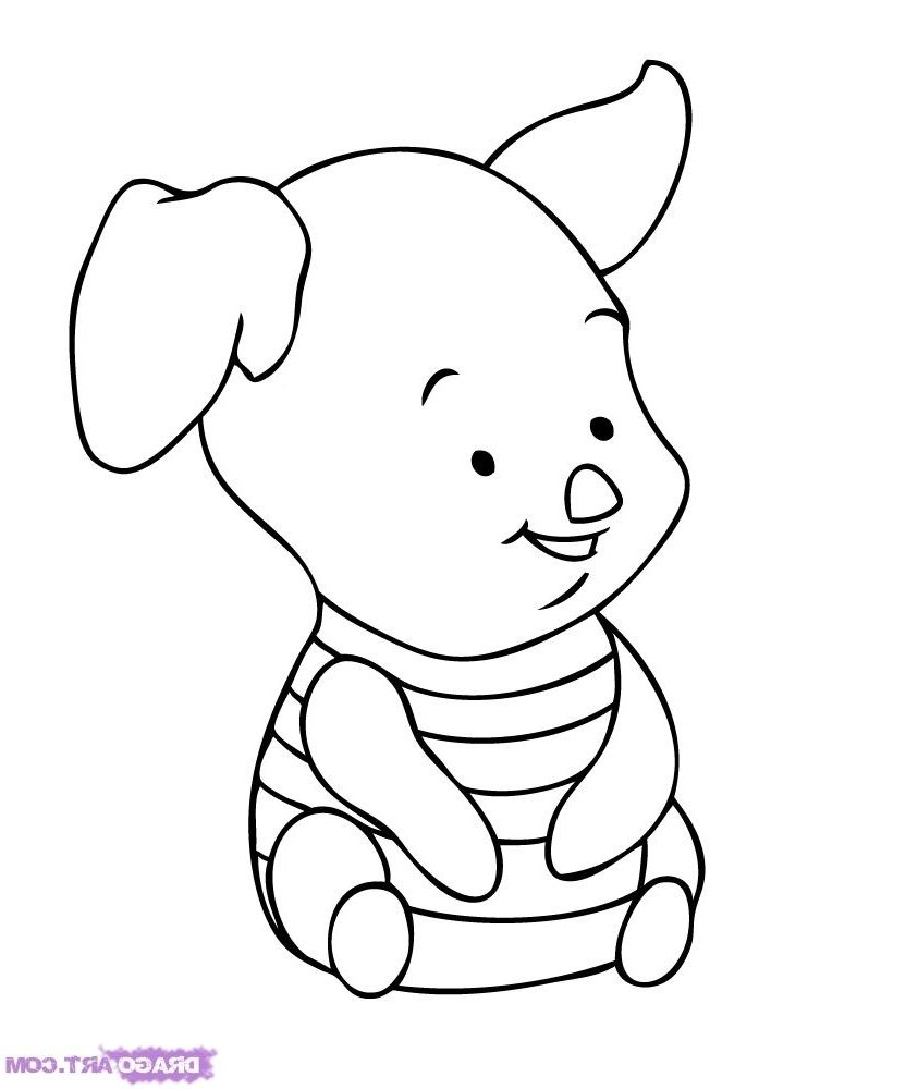 Pencil Drawings Of Baby Disney Characters