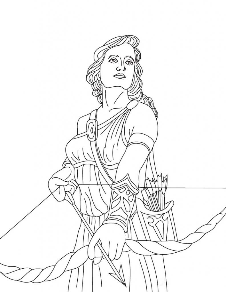 Download Coloring Pages  Percy Jackson Coloring Pages  Percy