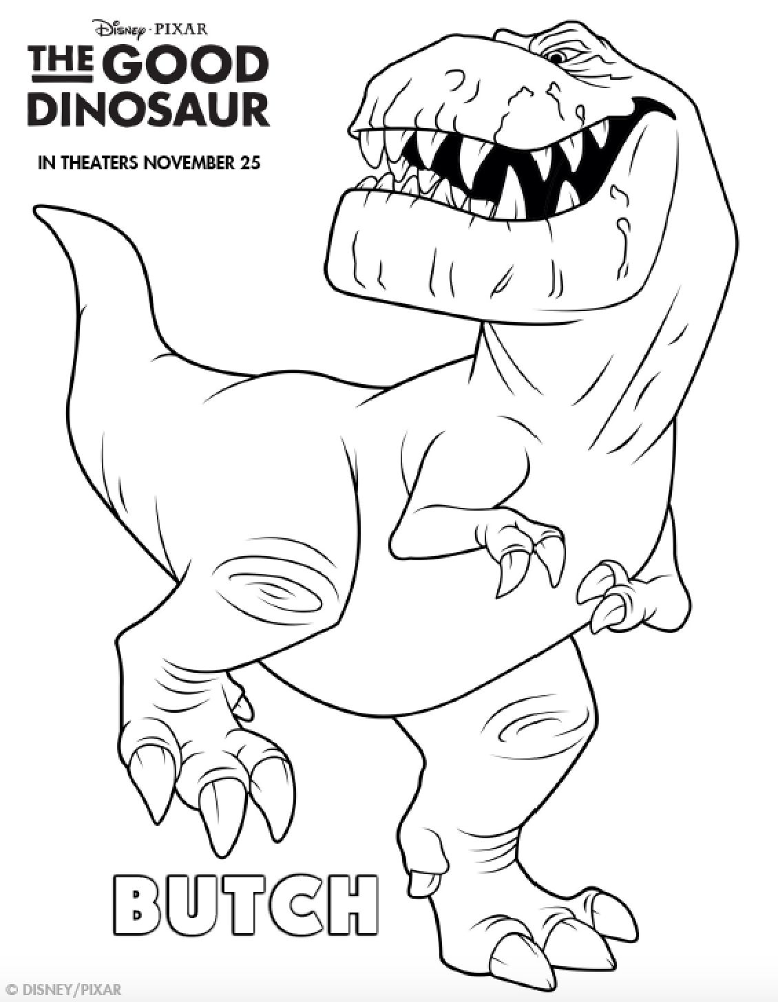 Perfect Dinosaur Coloring Page 90 For Your Coloring Books With