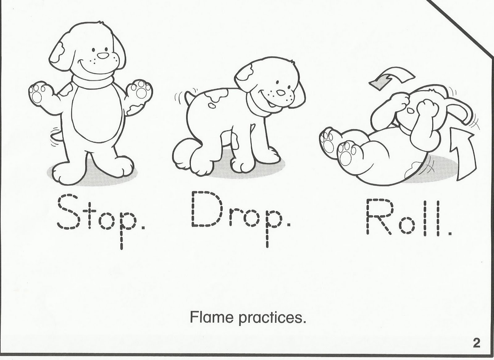 Perfect Fire Safety Coloring Pages 22 With Additional Coloring