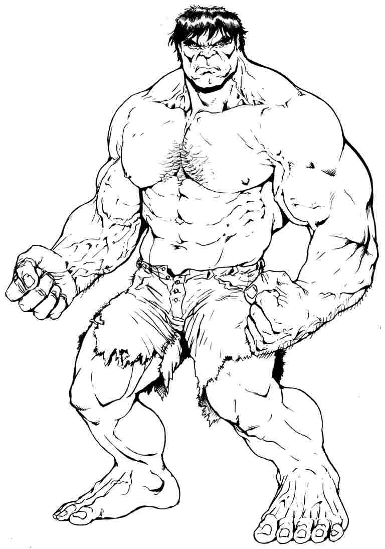 Perfect The Hulk Coloring Pages 32 On Coloring For Kids With The