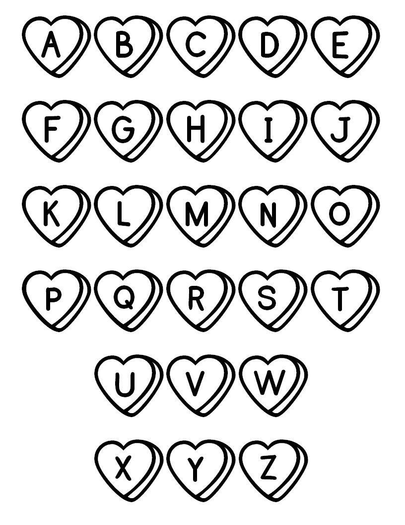 Picture Abc Coloring Pages 92 For Drawing With Abc Coloring Pages