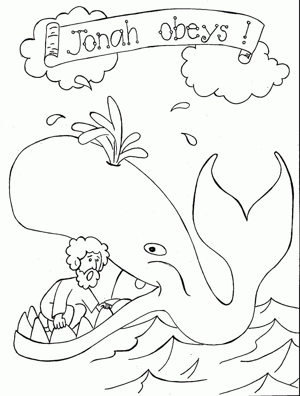 Printable Bible Coloring Pages Within