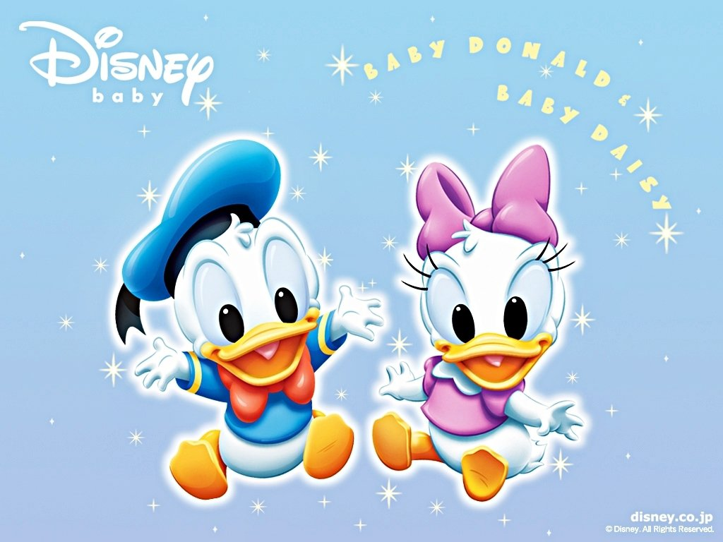 Photo Collection Baby Disney Characters Wallpaper