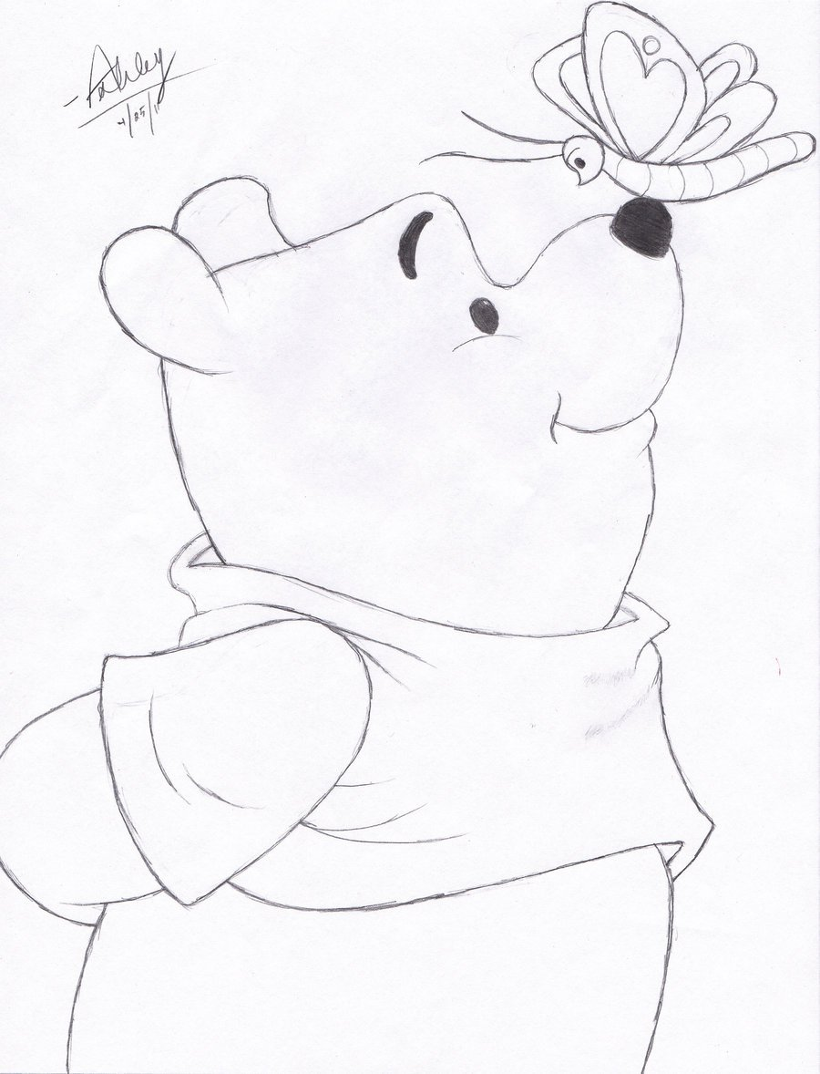 Disney Characters To Draw