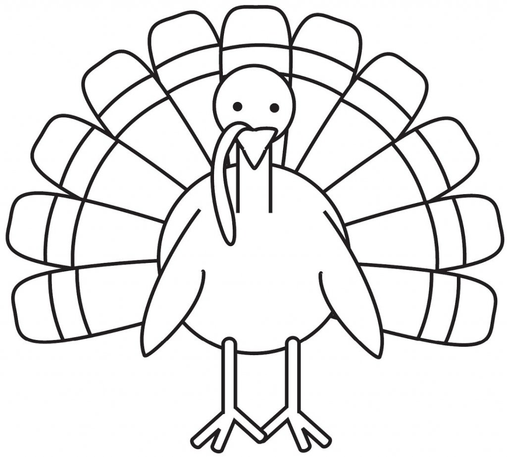 Sheets Thanksgiving Coloring Pages Turkey 93 For Your Coloring