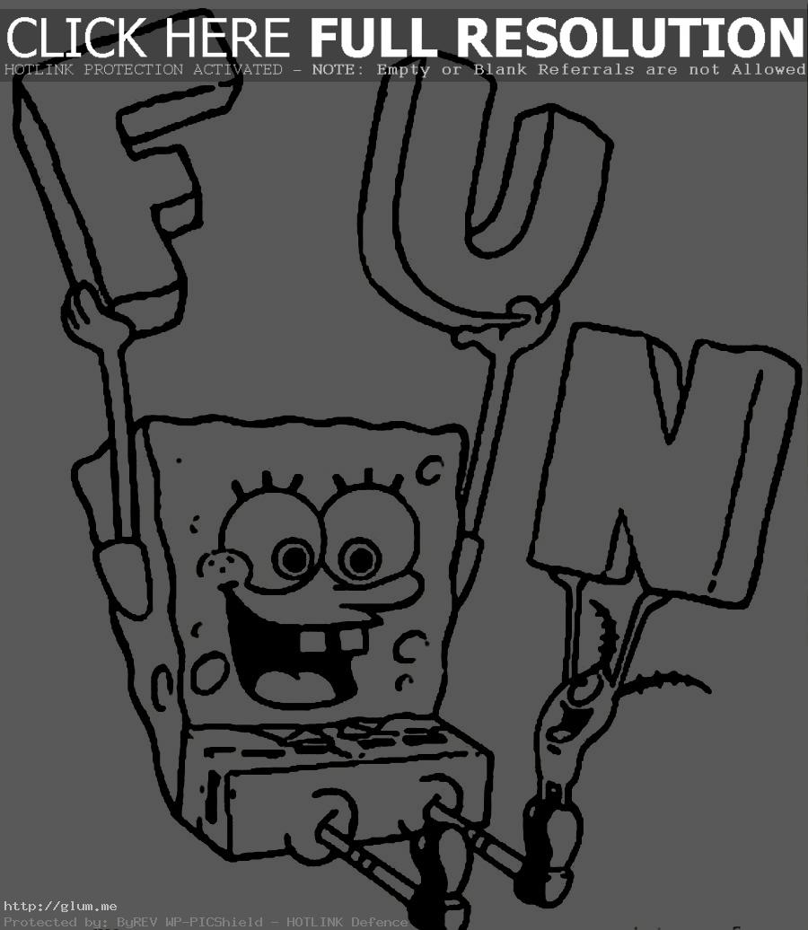 Spongebob Coloring Pages Christmas Archives New Sponge Coloring