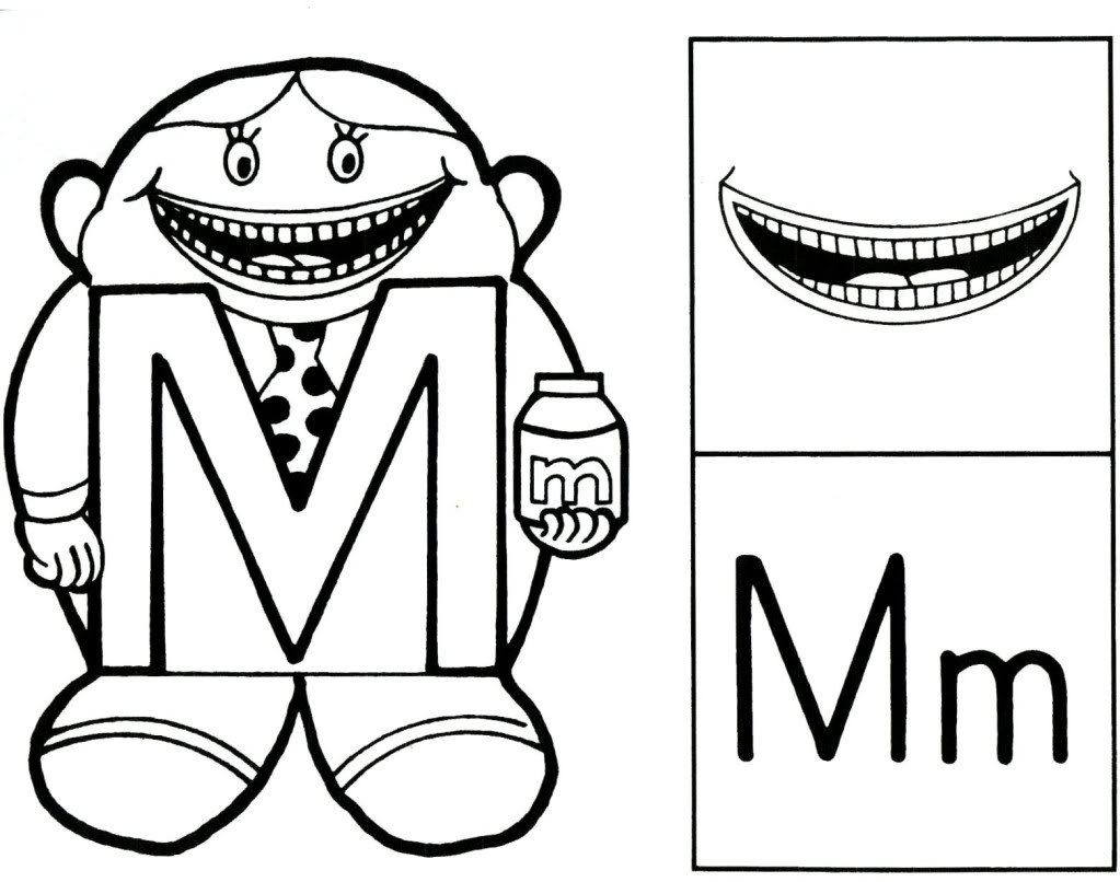 The Letter People Coloring Pages 28804,