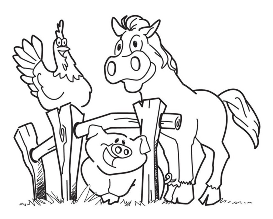 To Print Fun Coloring Pages For Kids 22 For Your Picture With Fun