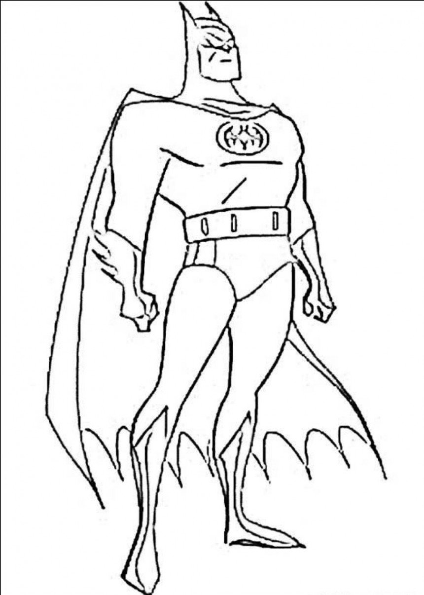 Trend Free Batman Coloring Pages 36 About Remodel Coloring Site