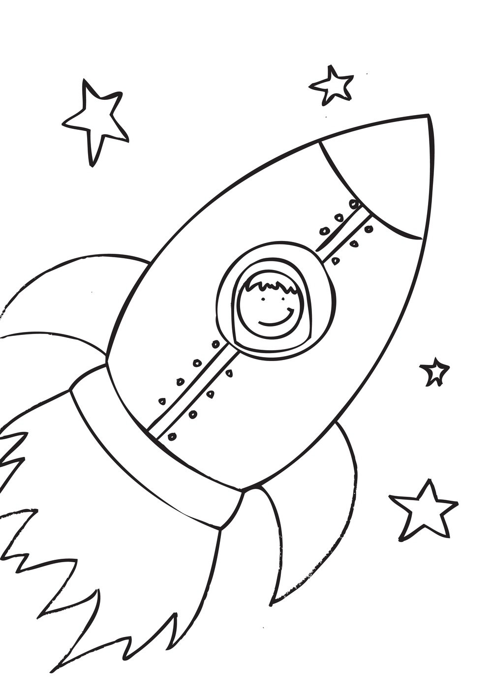 Unique Rocket Coloring Pages 47 For Seasonal Colouring Pages With