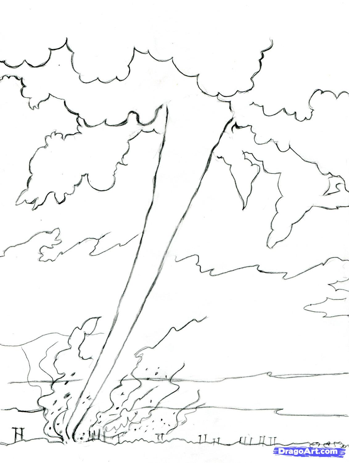 Amazing Tornado Coloring Pages 70 For Your Coloring Pages Online