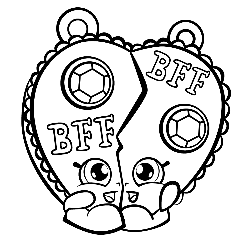 Bff Coloring Pages 10879 At