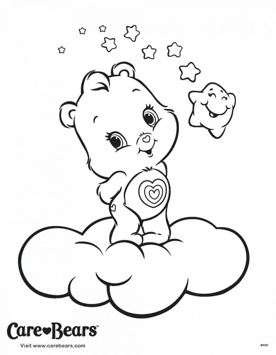 Coloring Surprising Pages Bear Page With