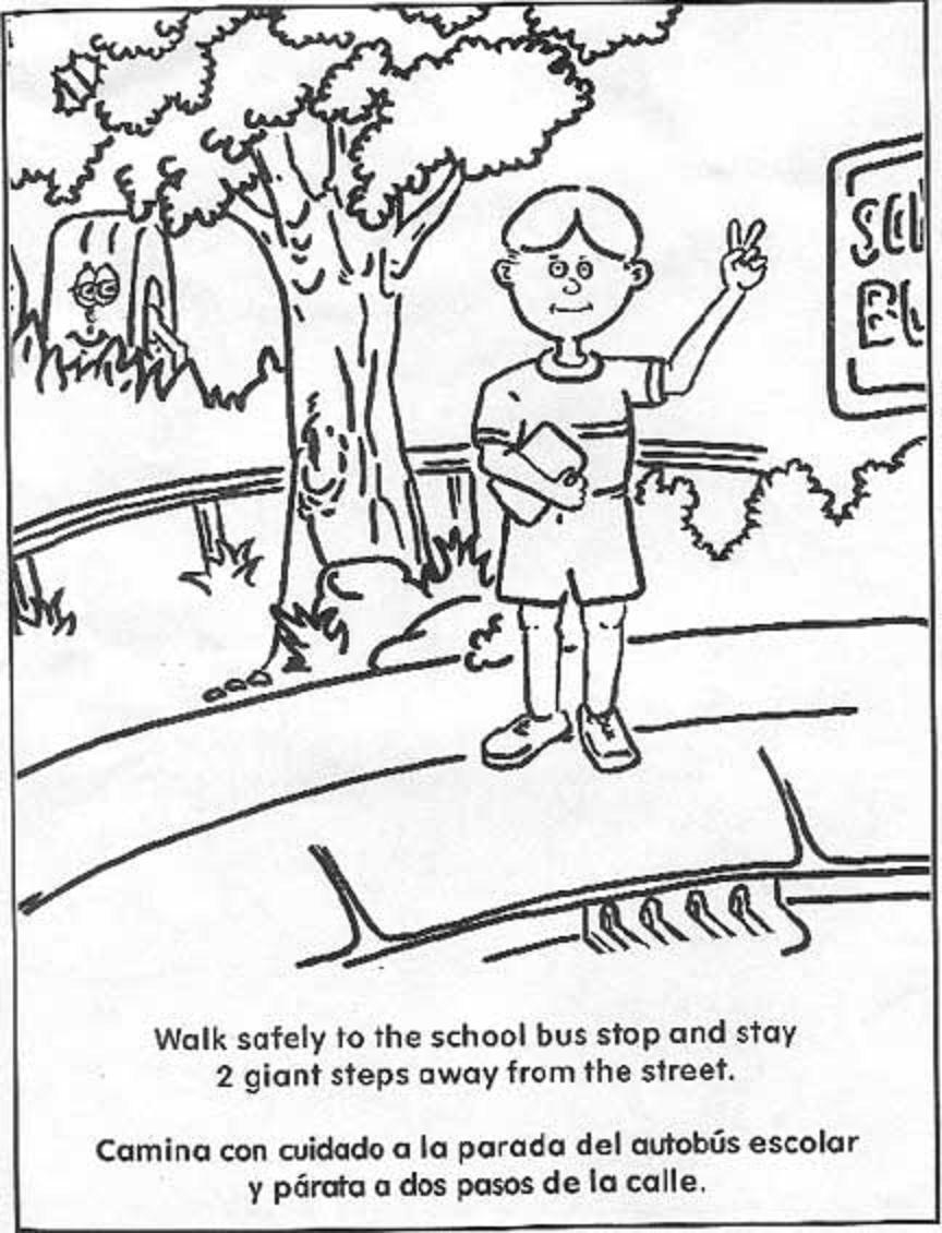 Transportation Just For Kids