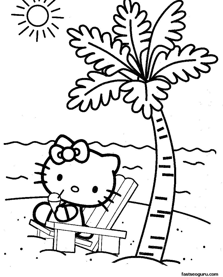 Colouring Pages Kids Within Free Coloring Throughout For Children