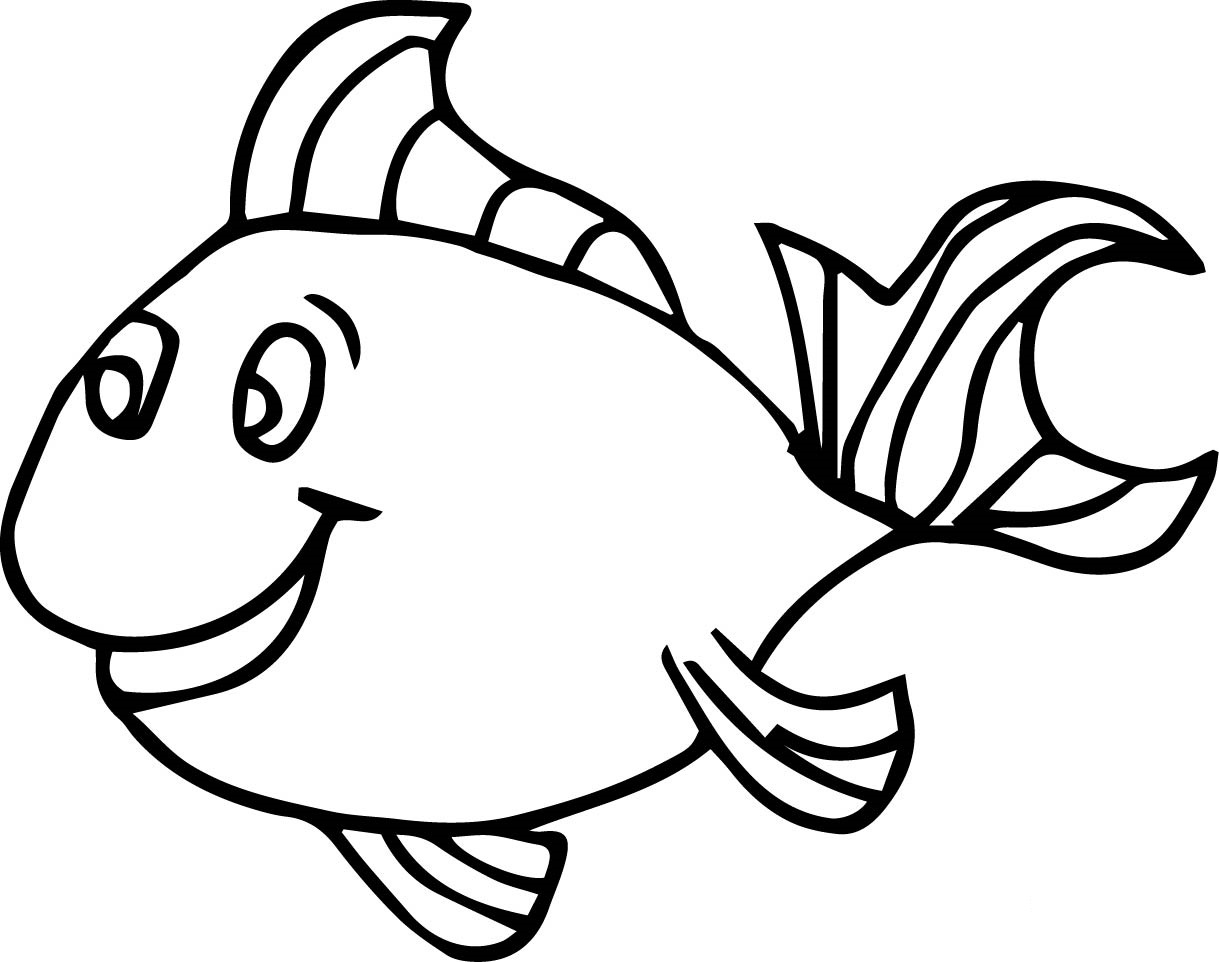 Drawing Coloring Pictures Of Fish 26 In Coloring Online With