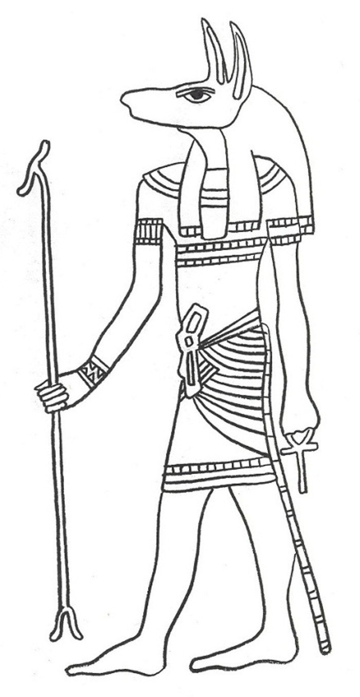 Download Coloring Pages  Egypt Coloring Pages  Egypt Coloring