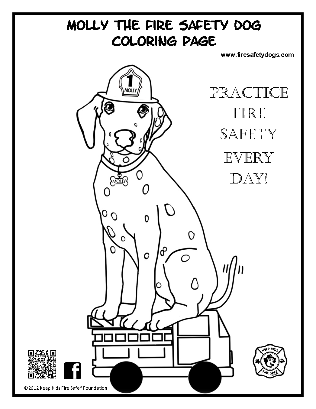 Epic Fire Safety Coloring Pages 55 About Remodel Coloring Pages