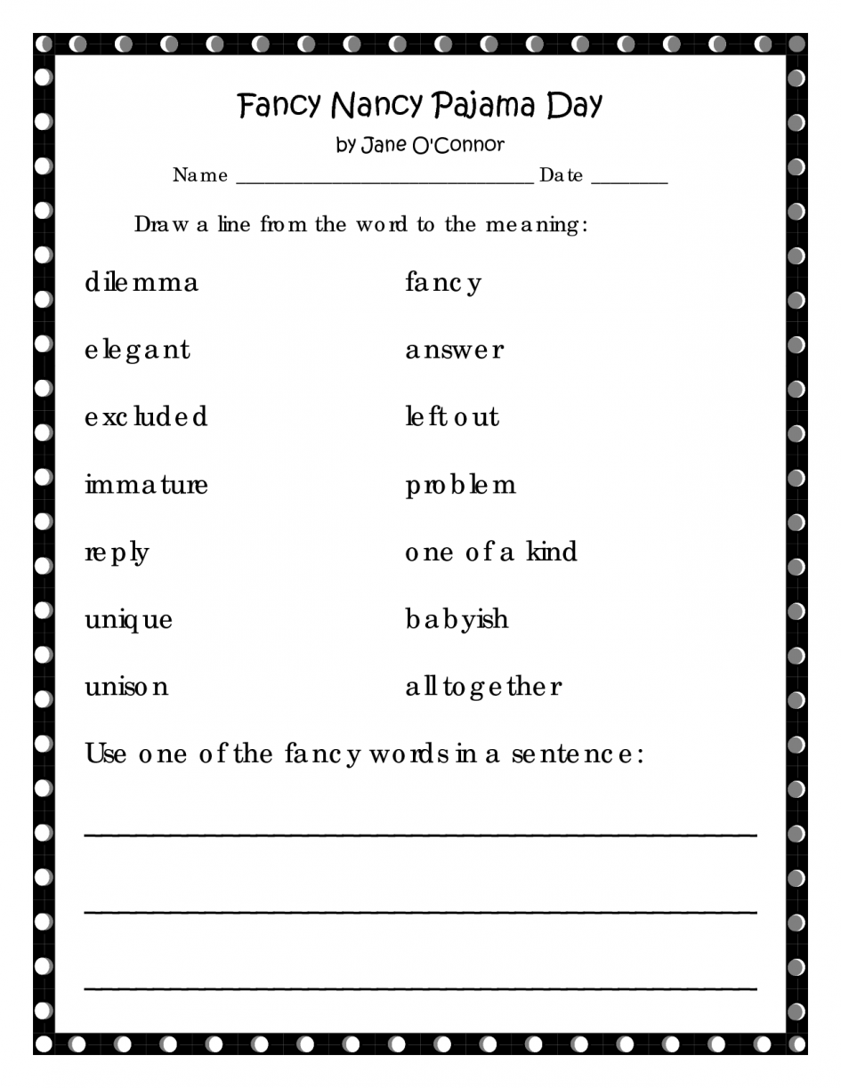 Download Coloring Pages  Fancy Nancy Coloring Pages Free Coloring