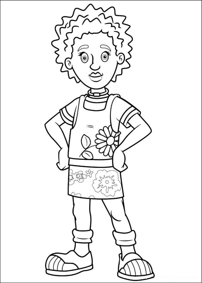 Fireman Sam Coloring Pages - NEO Coloring