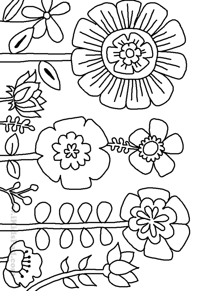 For Kids Plant Coloring Pages 38 In Coloring Pages Of Animals With