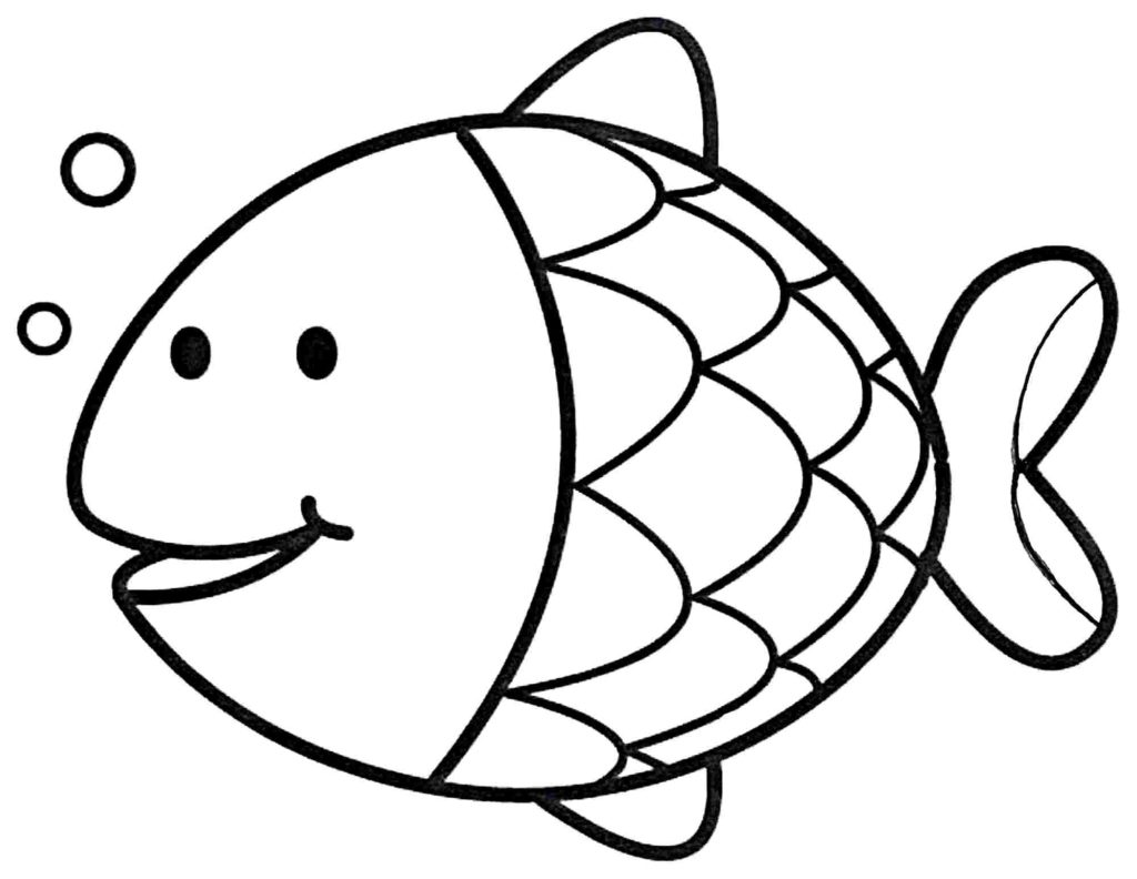 Free Printable Coloring Page Fish 62 For Your Free Online With