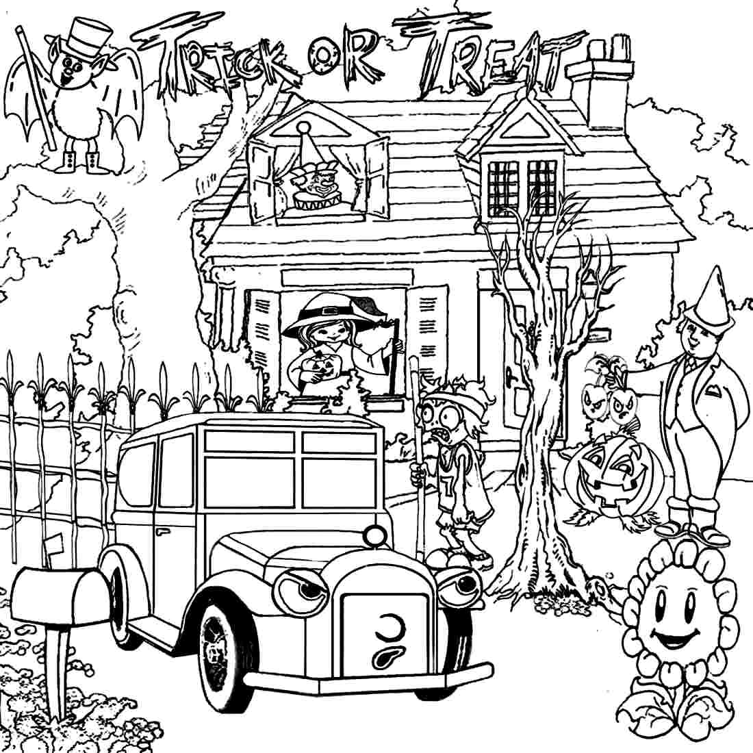 Fresh Full House Coloring Pages 70 For Your Free Coloring Kids