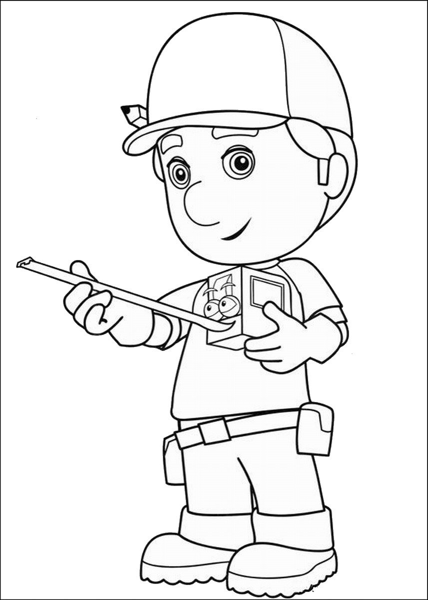 handy manny coloring pages  neo coloring