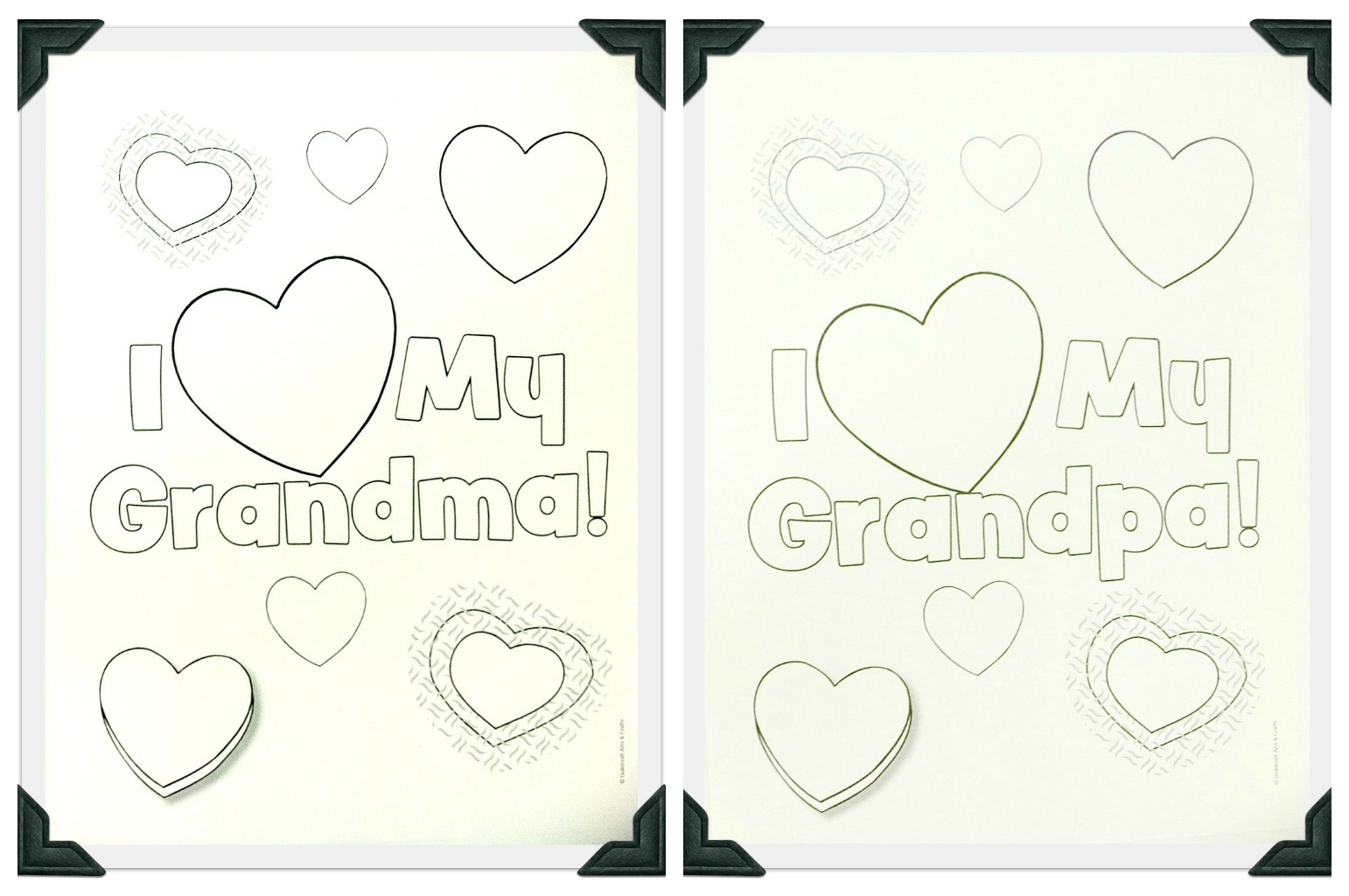 Happy Grandparents Day Coloring Pages 5