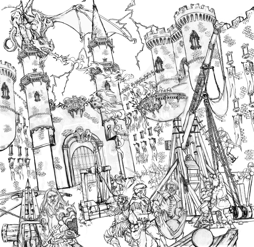Dover Publications Free Coloring Pages   Wallpaper Download