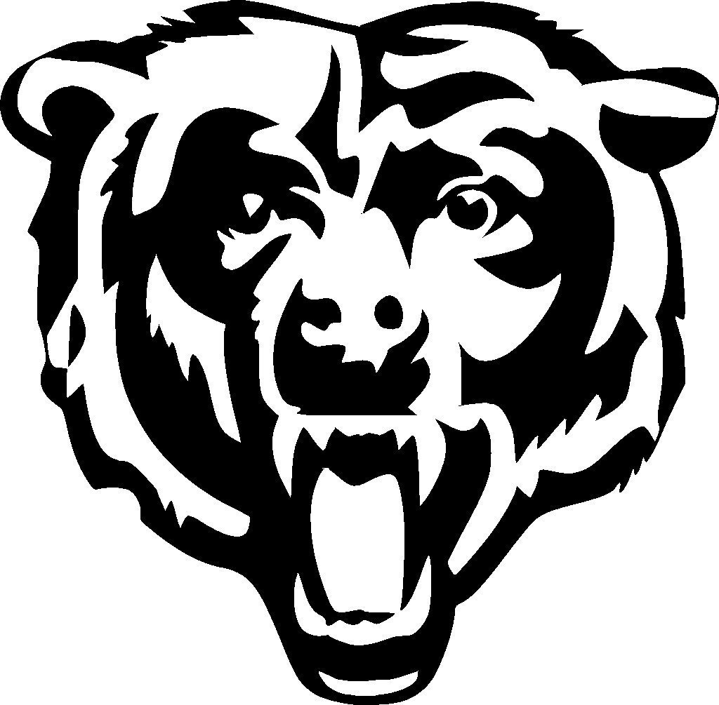 Inspirational Chicago Bears Coloring Pages 70 For Seasonal