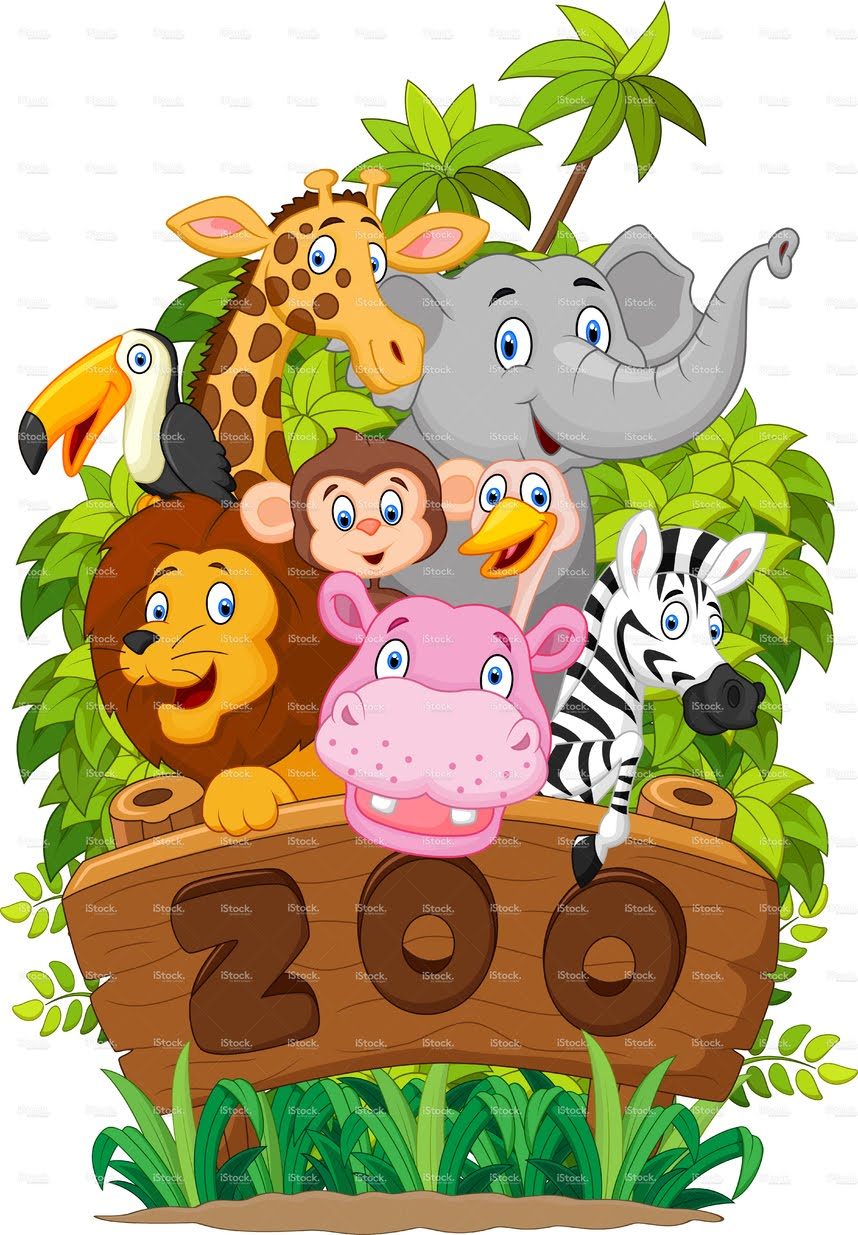 Lets Guess Zoo Animals