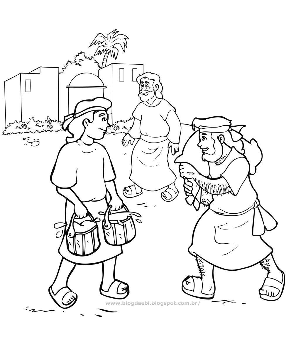 Nice Jacob And Esau Printables Given Unusual Article