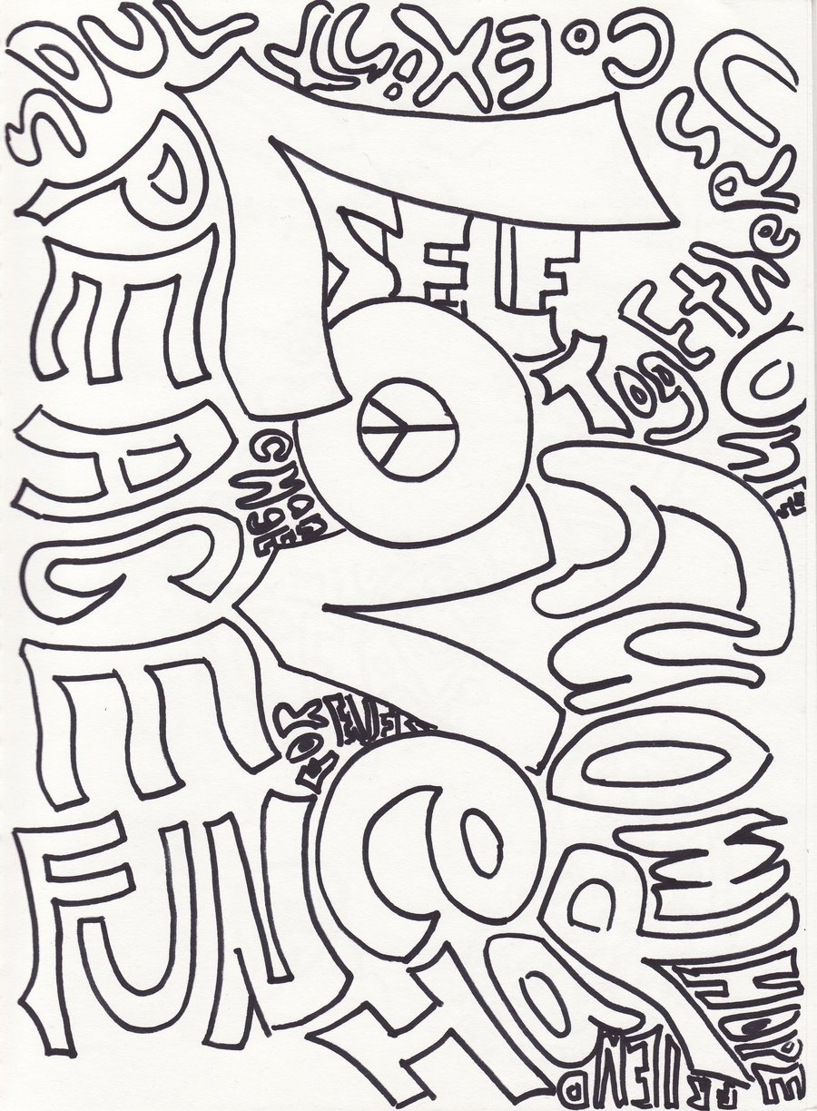 Peace Coloring Pages (11)
