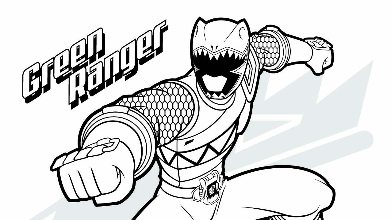 Peachy Design Power Rangers Coloring Pages Boys Inside