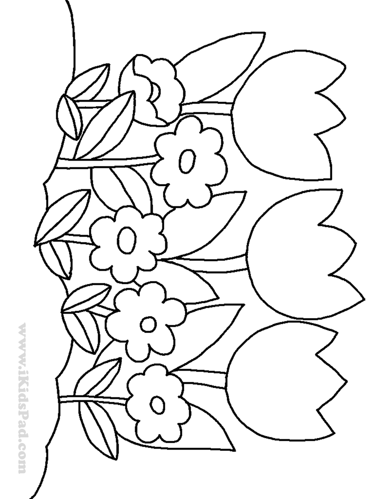 Picture Plant Coloring Sheets 31 In Free Coloring Pages For Kids