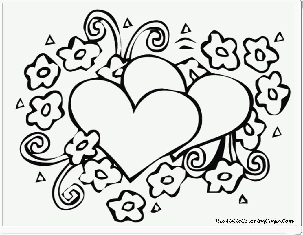To Print Free Valentines Day Coloring Pages 65 About Remodel Free