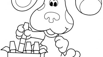 Disney Jr Coloring Pages