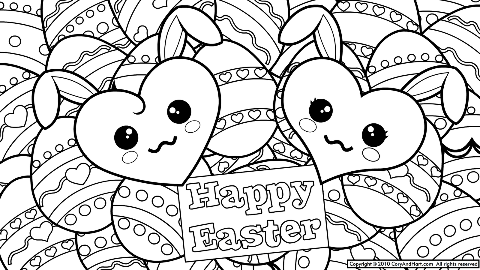 Disney Easter Coloring Pages – Pilular – Coloring Pages Center