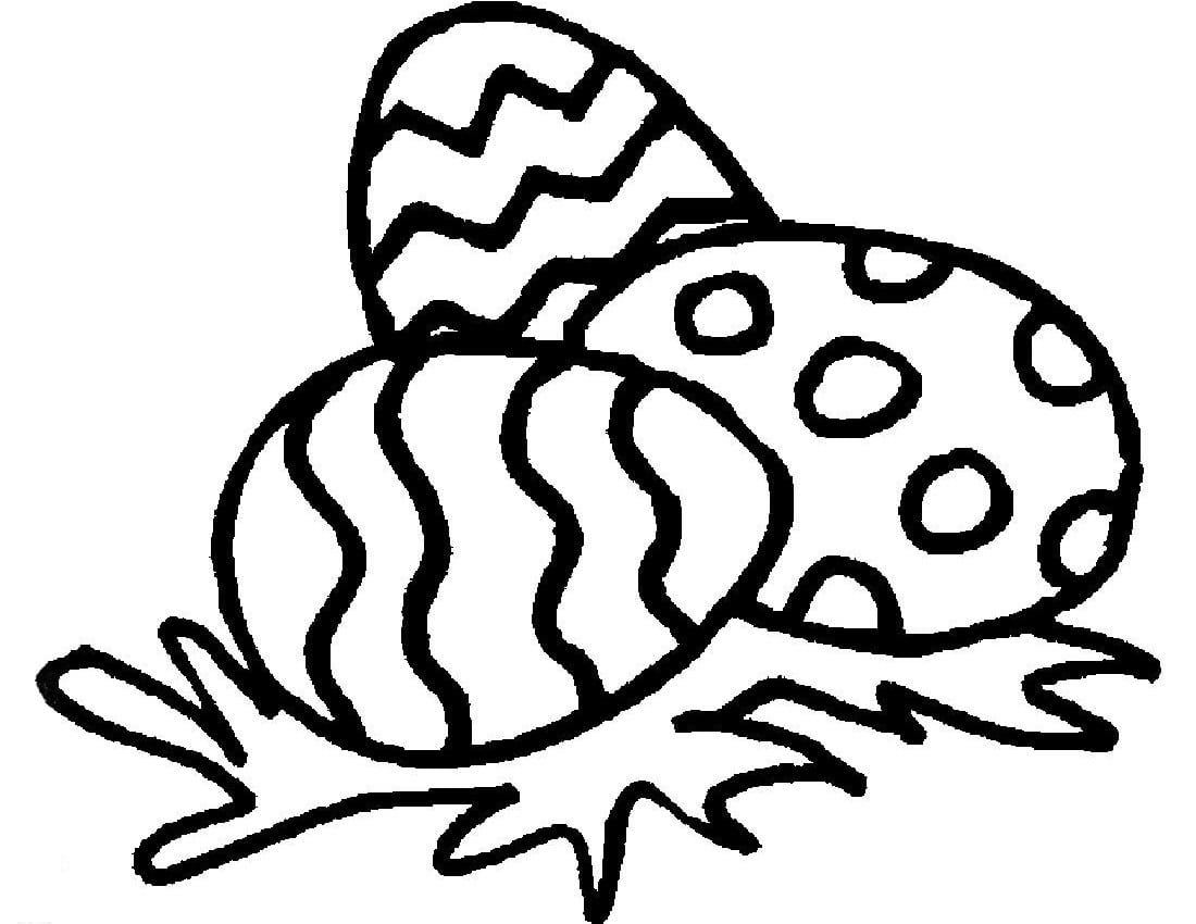 19 Easy Easter Coloring Pages, Pin By Yescoloring On Easy Easter