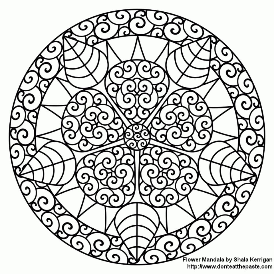 20+ Free Printable Teen Coloring Pages