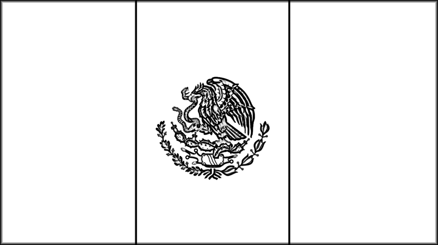 Impressive Color Of Mexican Flag 40  1496