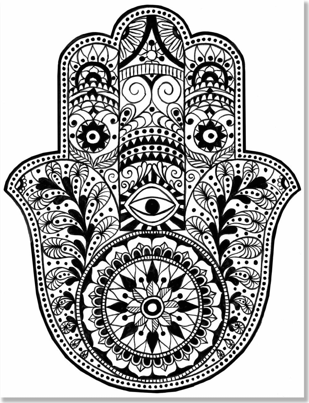 Mandala Designs Coloring Book (31 Stress Relieving Designs