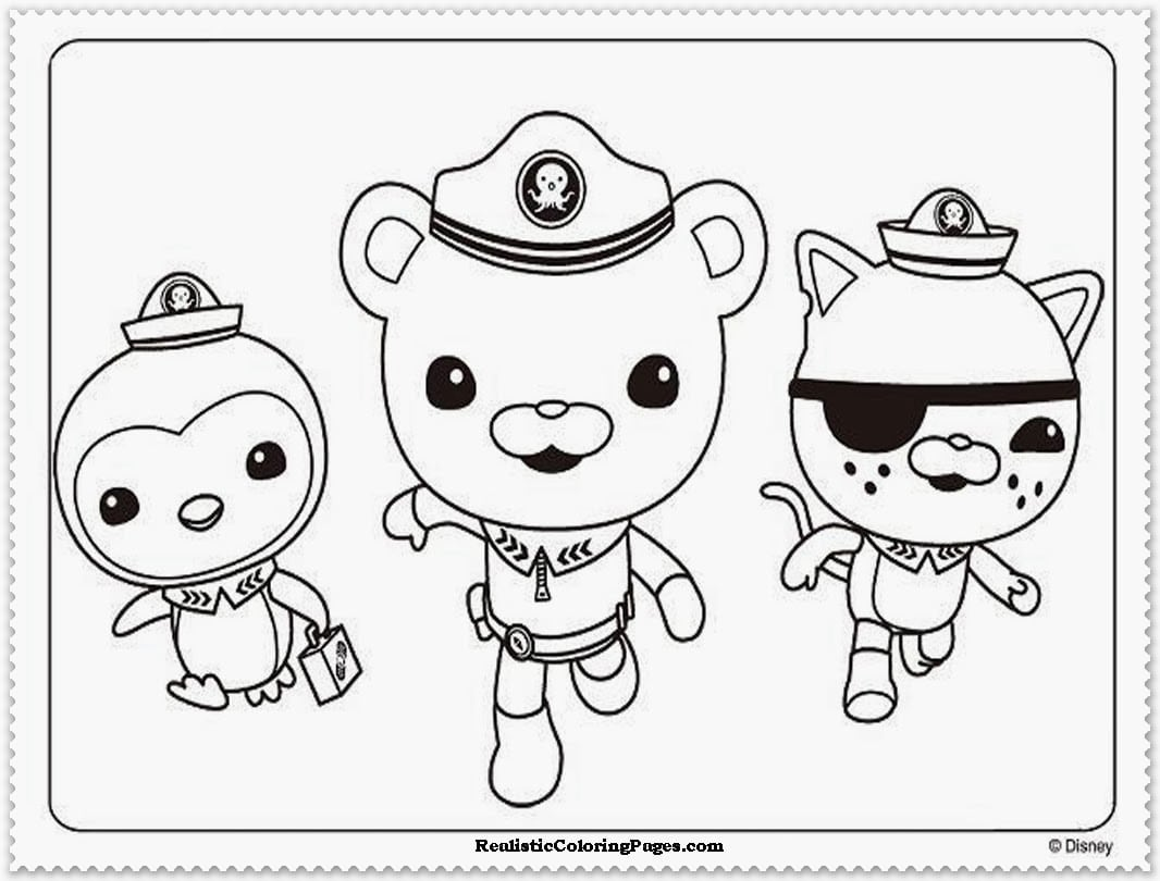 Octonauts Coloring Pages Coloring Pages 5667,