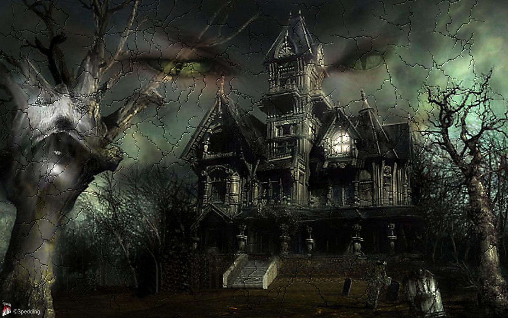 Scary Halloween Image