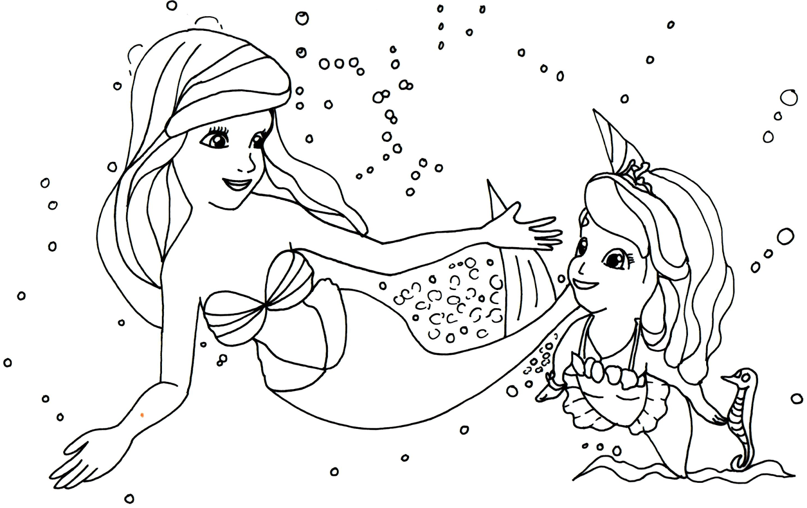 27 Free Sofia The First Coloring Pages, Sofia The First Coloring
