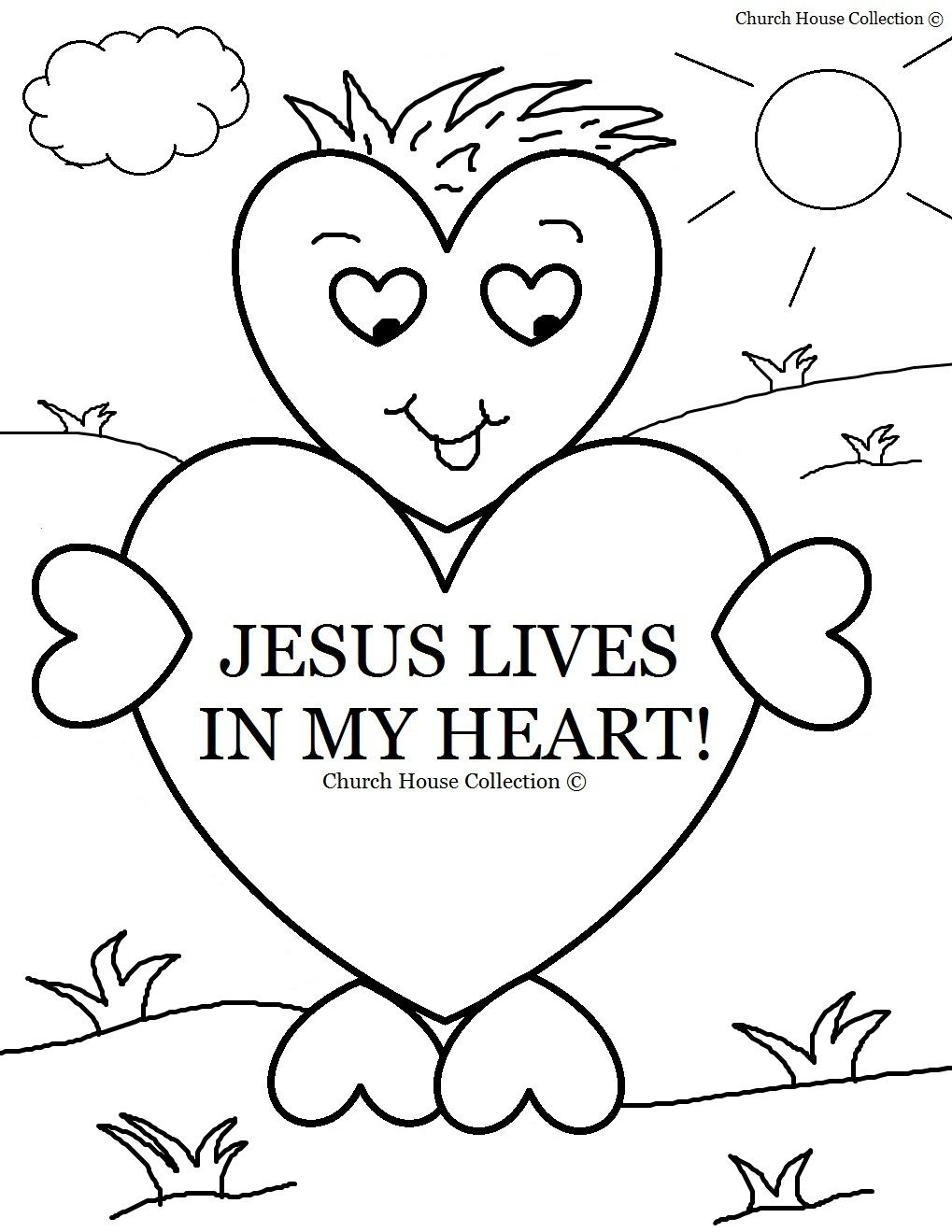 Unusual Sunday School Coloring Pages For Preschoolers Free Church