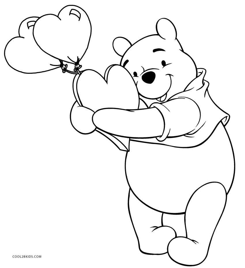 Top 86 Winnie The Pooh Coloring Pages Coloring Pages