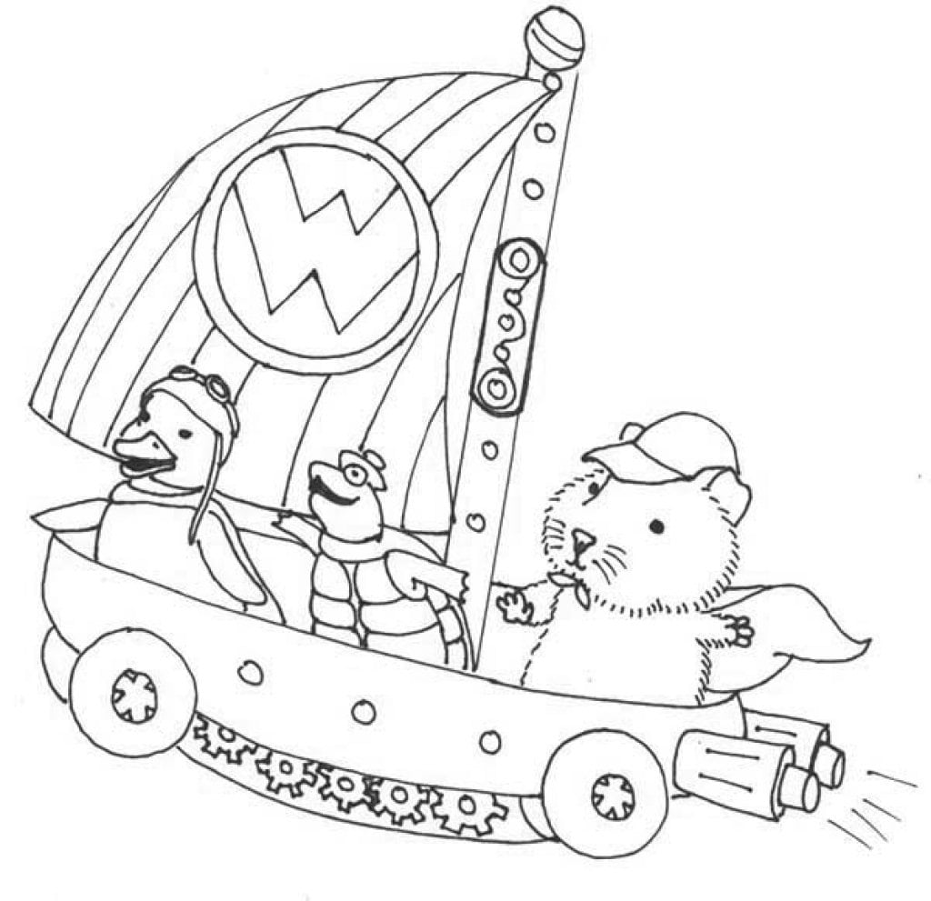 mings coloring pages - photo#27